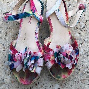 Nine West Girls shoes